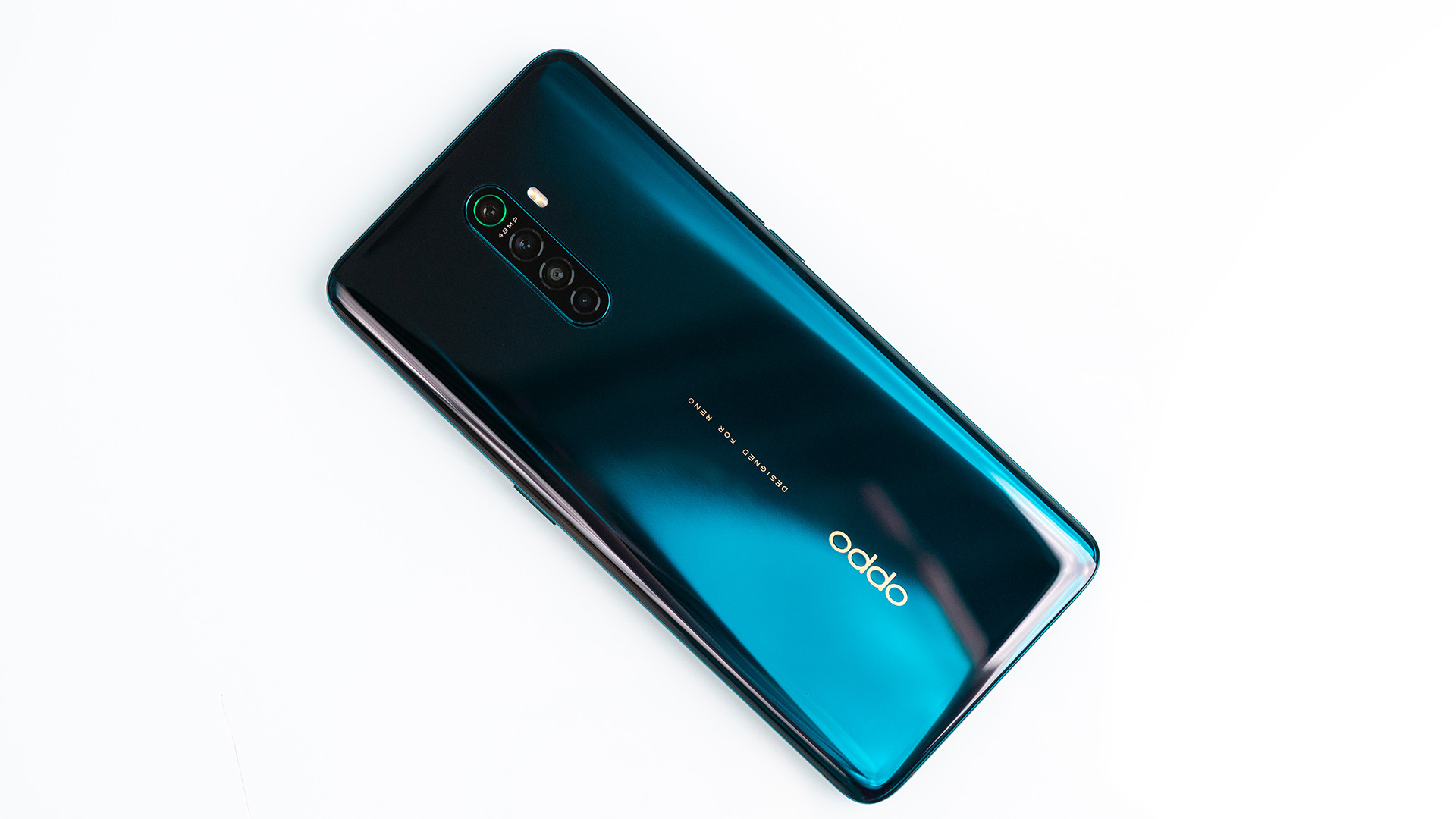 90Hz/65W/855Plus:OPPO Reno Ace真机图赏