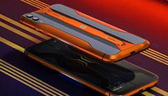 黑鲨游戏澳门星际官网2 Pro疾风橙配色发布 18日首发