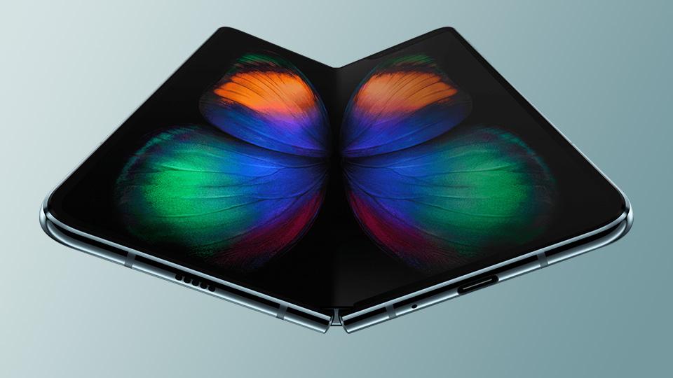 三星折叠屏手机Galaxy Fold跑分曝光