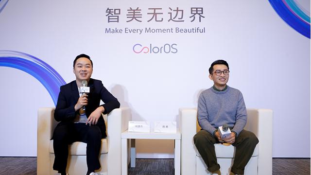 专访ColorOS陈希/何彦杰 为了美不惜代价