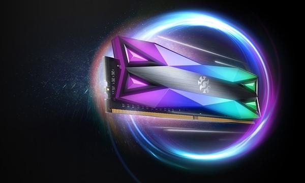 标芝奇皇家戟?威刚发布超大RGB覆盖XPG Spectrix D60G DDR4