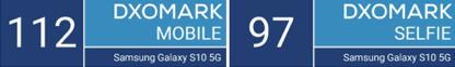三星S10 5G超越P30 Pro夺得DxOMark榜首