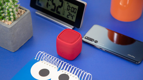 被动振膜荣耀魔方蓝牙音箱 小身材也有大能量
