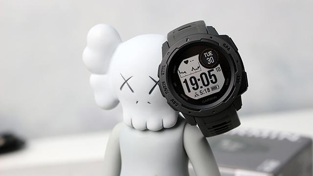 一表走天下 佳明 Instinct 户外手表深度体验