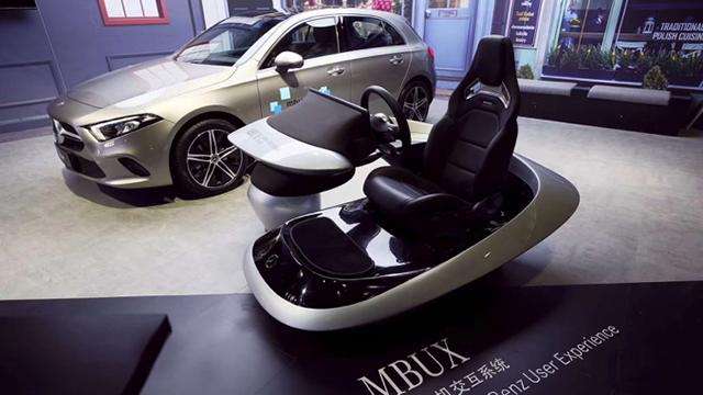 奔驰x小爱同学!全新的奔驰MBUX智能人机交互系统