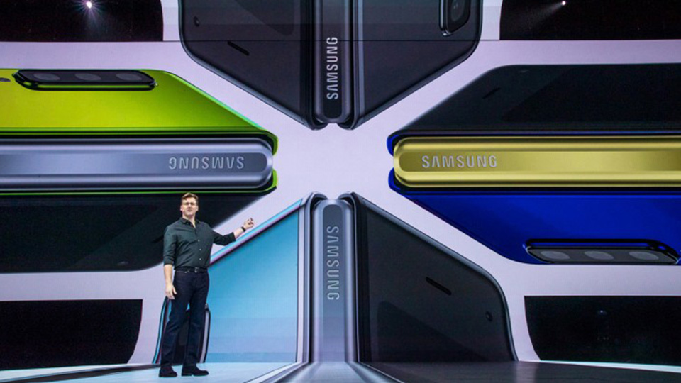 Galaxy Fold或8月發布 三星還有更多折疊屏系列