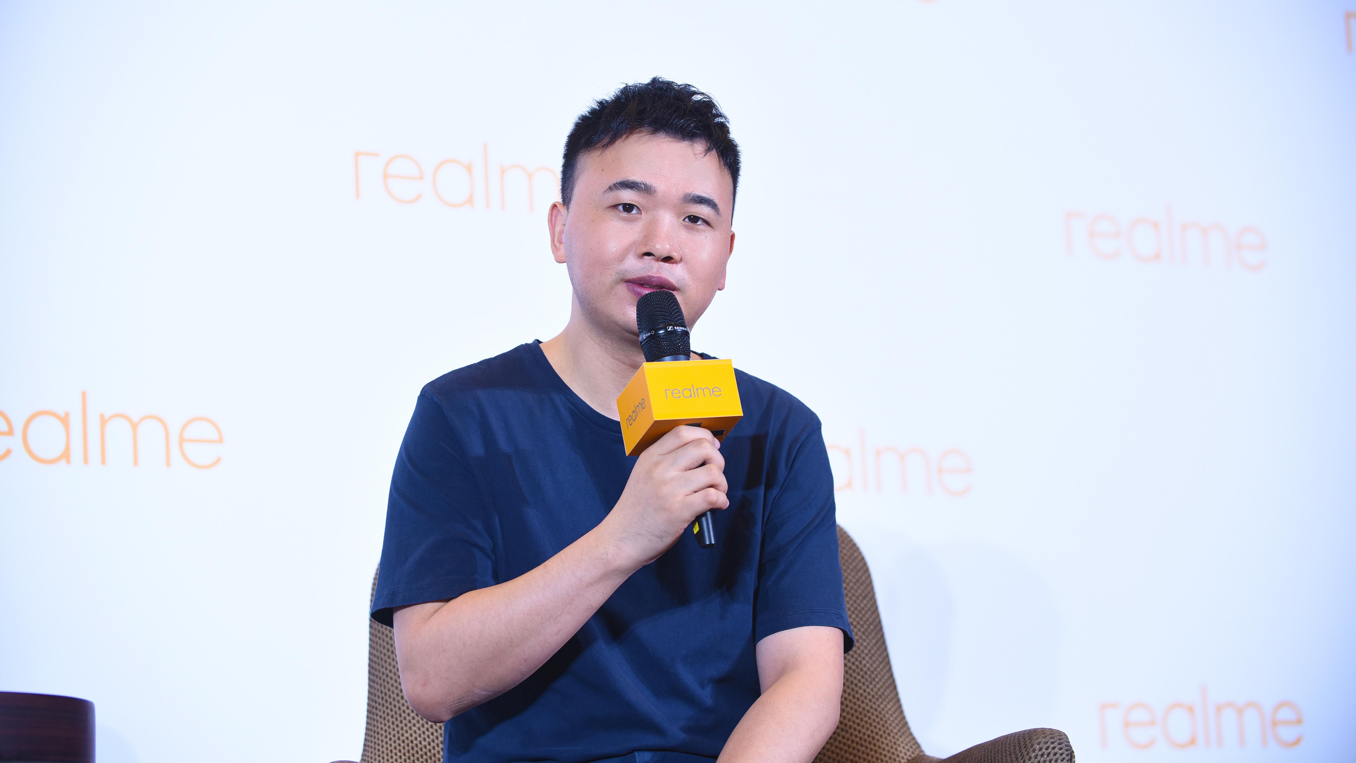 要有性价比更要有惊艳点 realme王伟专访