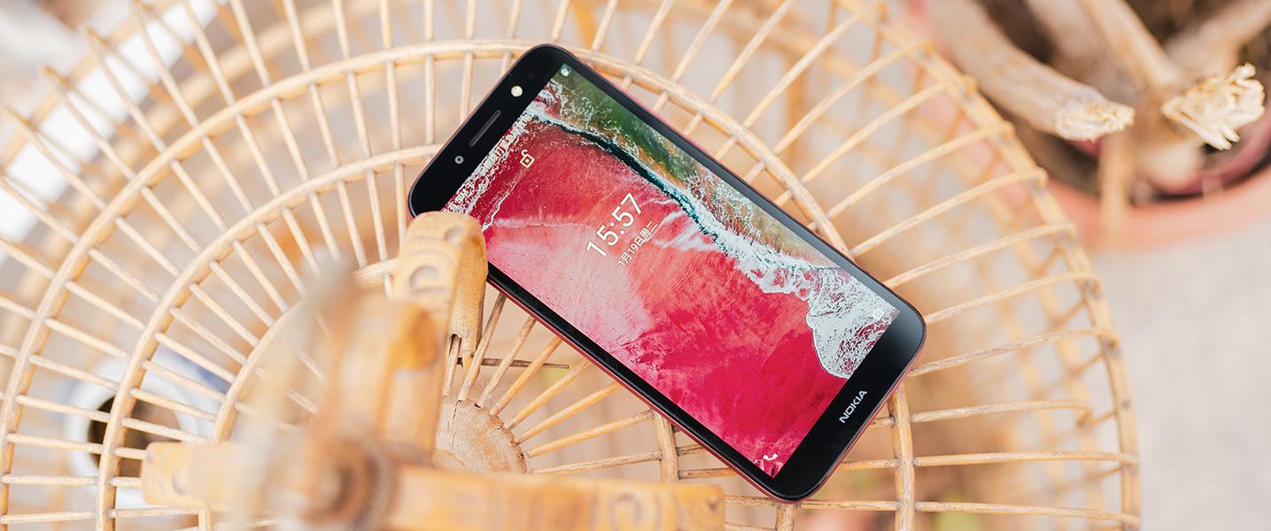Nokia C1 Plus图赏:简洁易用的老人优选